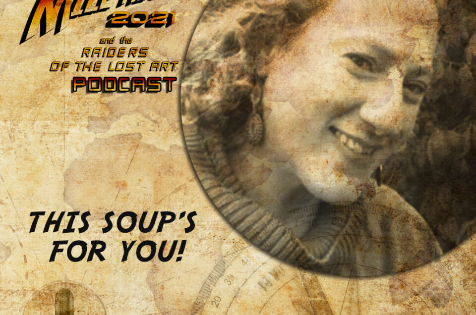 Jodi Dinnerman: This Soup's for You! [PODCAST]